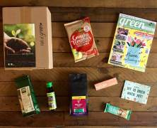 "Die ""Hall of green"" Box – gewinne die brandneue Box!"