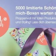 Die Rossmann Schön-für-mich Box 5.000x zu gewinnen!