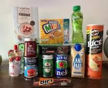 Die Brandnooz Box im Juni – auf Geschmacksreise