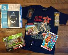 Die Lootchest Box im November