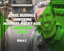Steel Buddies – Unboxing – Michael packt aus