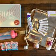 """Die SHAPE Box """"Fit and Fabulous"""""""