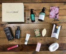 Gewinnspiel & unboxing – Die neue beautylove -The Natural Box –
