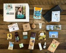 "Die Trendraider Box im September ""Feel The Forest"""