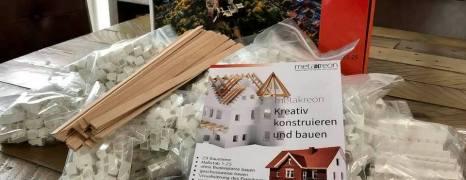 Metakreon Bausteine – Gewinne ein Set für 180qm