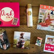 Die Boho Beauty Pink Box im Oktober