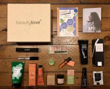 Die beautylove – The Natural Box Air Tranquillity