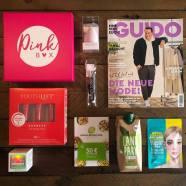 "Die Pink Box im Januar ""Ready, Set, Go"""