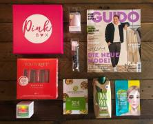 "Die Pink Box im Januar ""Ready, Set, Go"""