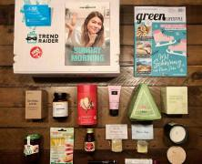 "Die Februar TrendRaider Box ""Sunday Morning"""