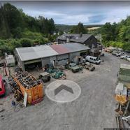 Eine virtuelle Tour aus Luftaufnahmen auf Google Street View