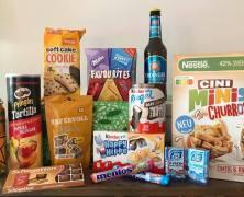 Die Brandnooz Snack Box 2021