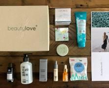 "Die beautylove – The Natural Box ""Sea Goddess"""