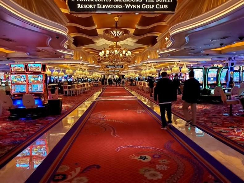 Wynnn Casino, Las Vegas