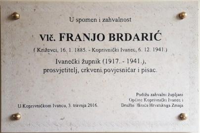 Franjo Brdarić