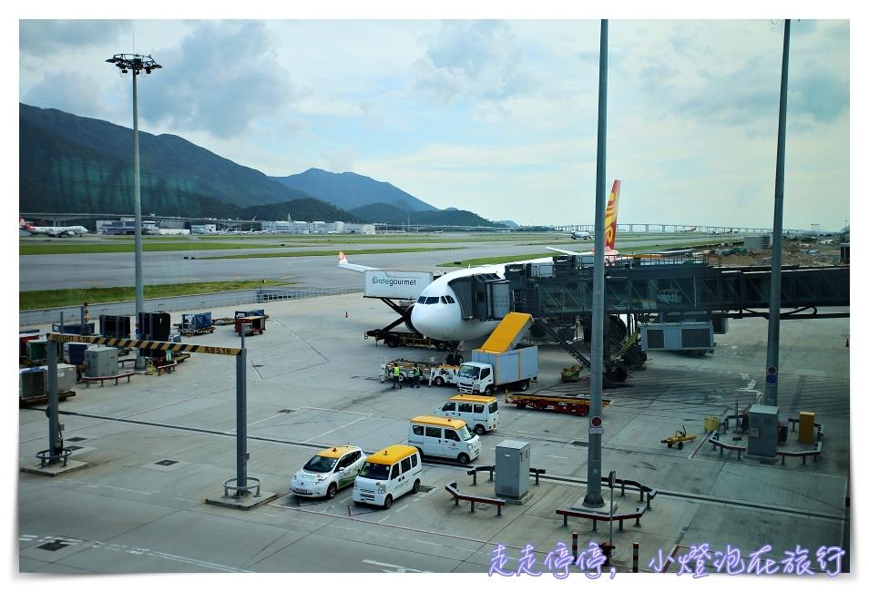 外站出發銜接 香港航空Hong Kong Airlines搭乘紀錄,香港飛臺北單程機票~ @走走停停,小燈泡在旅行