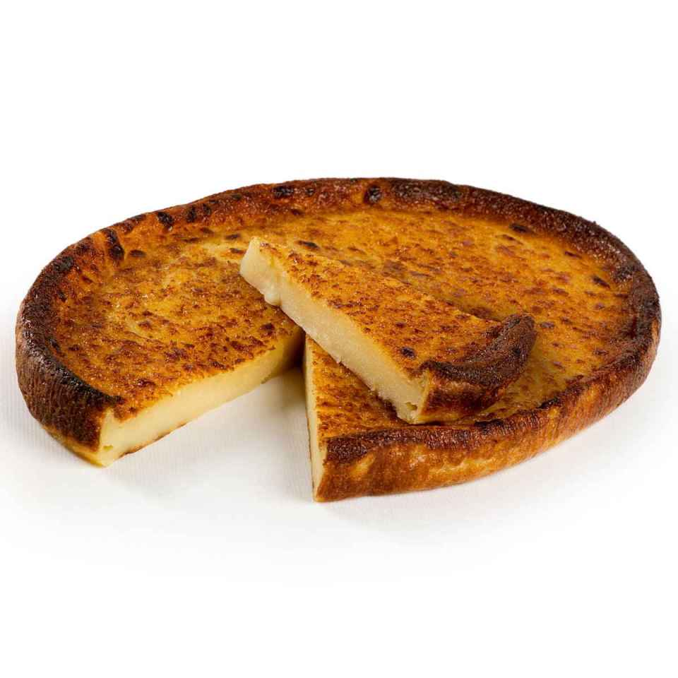 Comprar quesada pasiega Artesana de 650 gramos «【ENVIO GRATIS】»