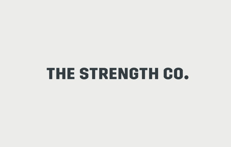 Diferente_TheStrengthCo_Wordmark