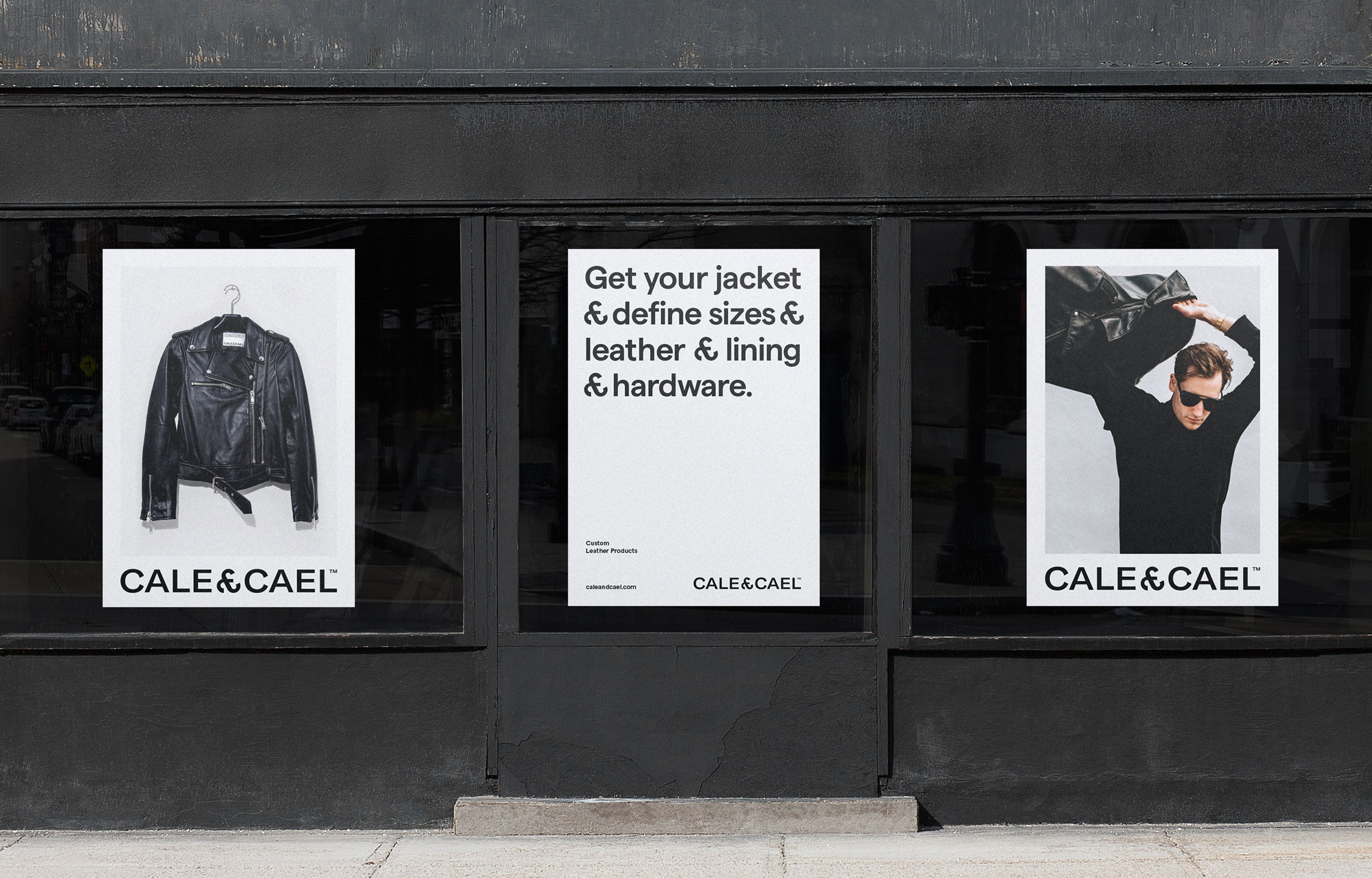 Diferente_Cale&Cael_Store_Poster