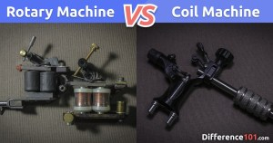 Rotary vs. Coil Tattoo Machine: Differences, Similarities, Pros & Cons