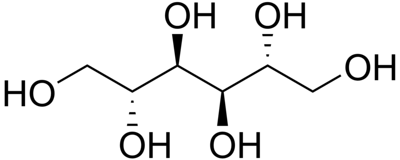Ke Difference - Sorbitol vs Mannitol
