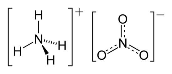 Difference Between Ammonium Nitrate and Ammonium Sulphate