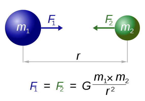 Difference Between Gravitational Mass and Inertial Mass