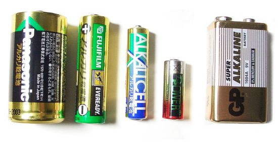 Difference Between Alkaline and Lithium Batteries