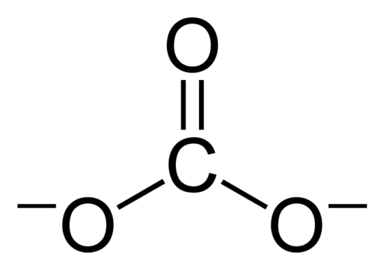 Key Difference Between Carbonate and Bicarbonate