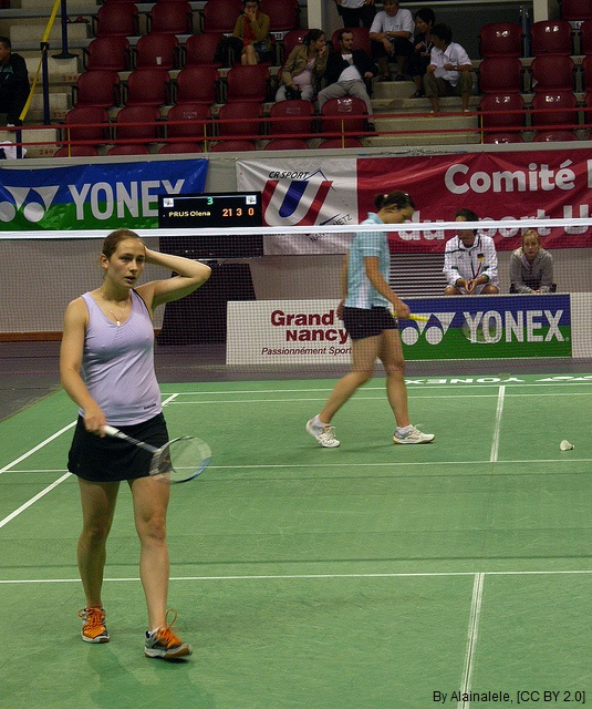 Badminton and Tennis | Difference Between