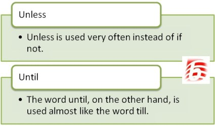 Difference Between Until and Unless