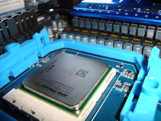 Difference Between AMD and Intel