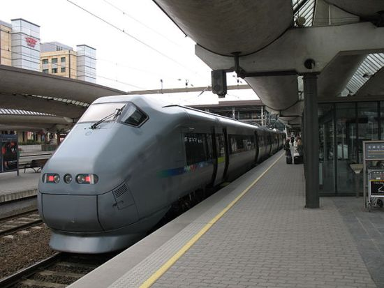 First Class vs Second Class Eurail Passes