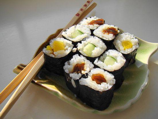Sushi vs Maki