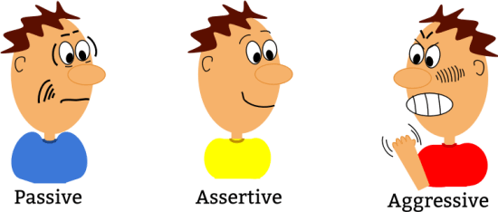 Difference Between Aggressive Passive and Assertive Behavior