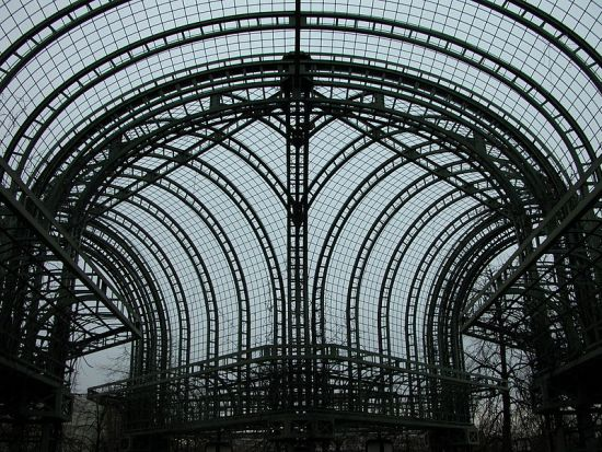 Difference Between Structure and Infrastructure
