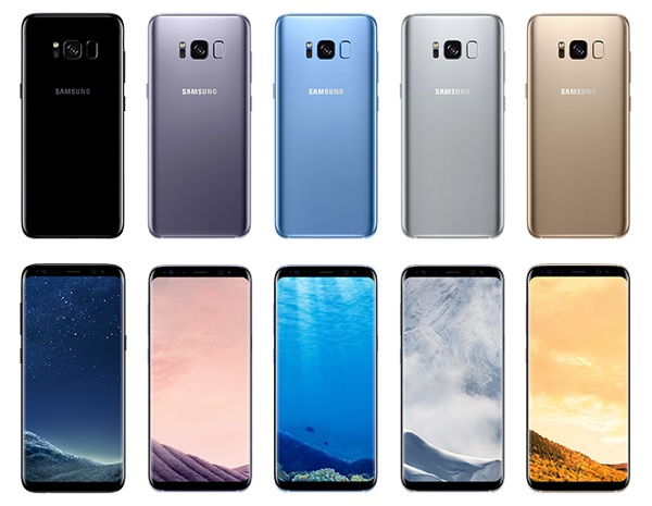 Key Difference - iPhone 8 Plus vs Samsung Galaxy S8
