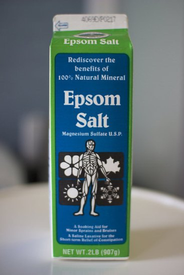 Difference Between Epsom Salt and Magnesium Flakes