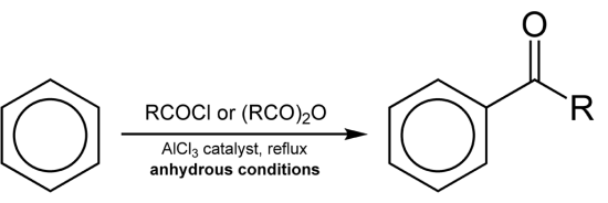 Difference Between Friedel Crafts Acylation and Alkylation