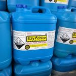 Difference Between Chlorine and Sodium Hypochlorite