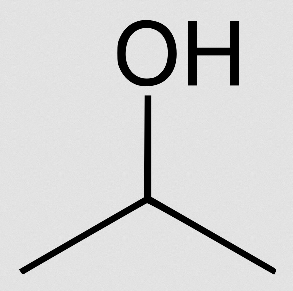 Difference Between 2 Propanol and Isopropanol l 2 Propanol