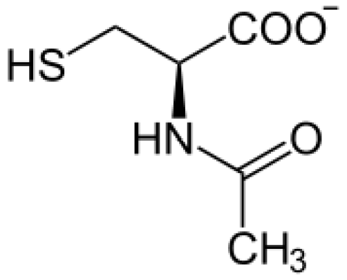 Difference Between N Acetyl L Cysteine and N Acetylcysteine_Fig 01