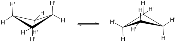 Difference Between Cyclobutane and Cyclopropane