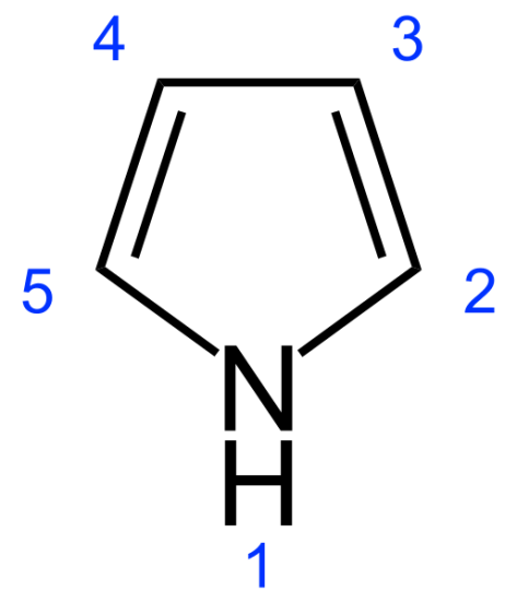 Difference Between Pyrrole Furan and Thiophene