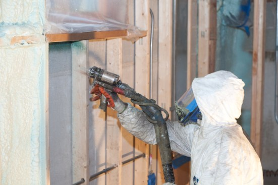 Difference Between Open Cell and Closed Cell Spray Foam
