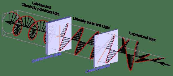 Linear Polarization vs Circular Polarization vs Elliptical Polarization