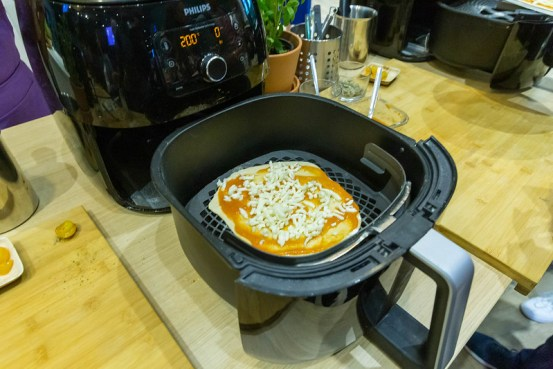 Air Fryer and Convection Oven - Side by Side Comparison