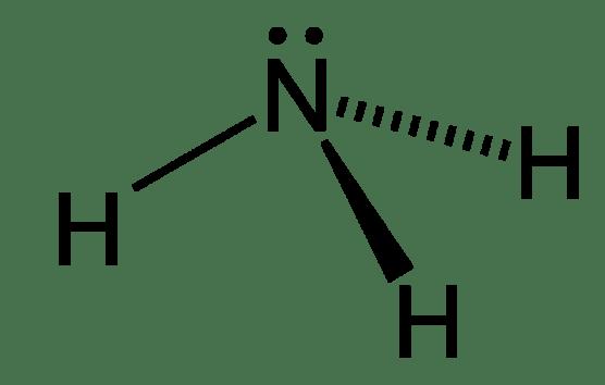 Compare Ammonia and Boron Trifluoride