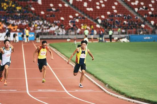 Compare Sprinter and Marathon Runner