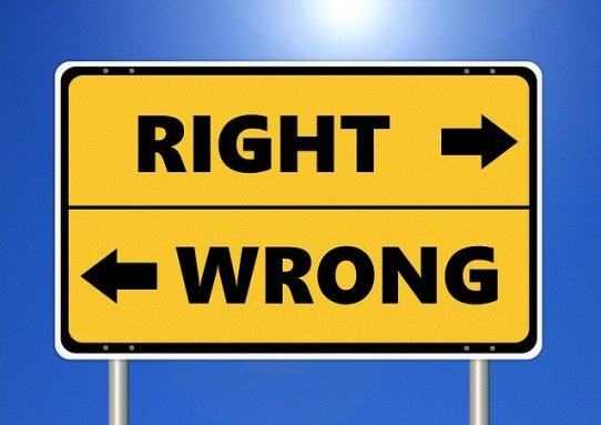 Ethics and Morals - Side by Side Comparison